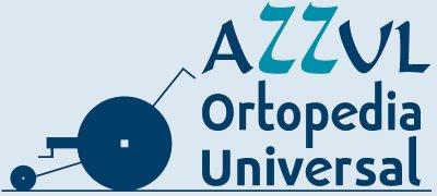 logo-azzul-ortopedia-madrid-fondo-azul